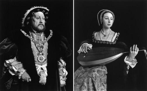 Enrique VIII y Ana Bolena