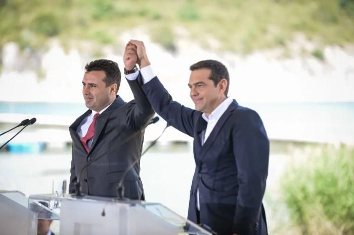 Merr fund konflikti historik midis Maqedonisë dhe Greqisë