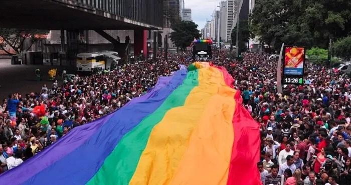 Parada e Krenarisë në Sao Paulo mbledh miliona pjesëmarrës