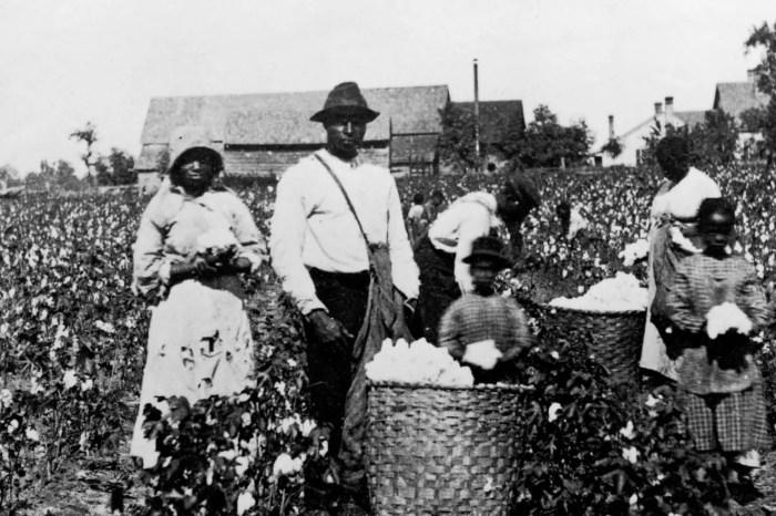 400 vjetori i sklavërisë në SHBA