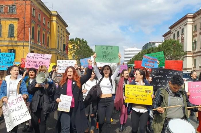 8 Marsi, festë apo protestë?