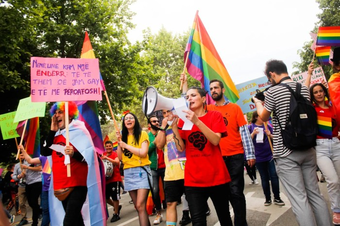 Shqipëria ndalon me ligj terapinë e konvertimit të personave LGBTI!