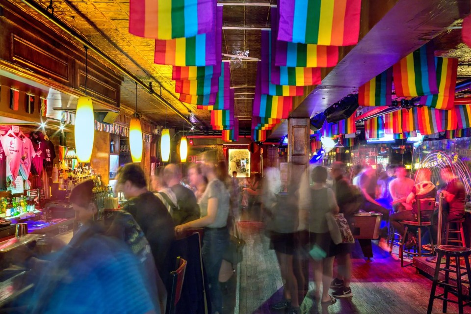 The laws, queer oppression and gay bars