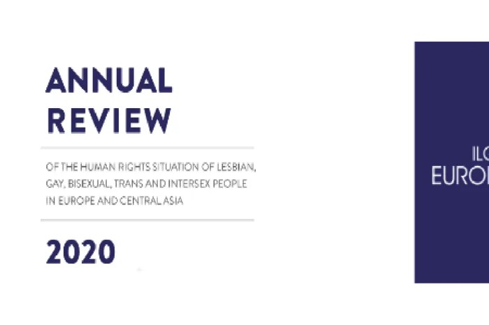 LGBTI Enlargement Review, lack of progress in Albania due to the pandemic