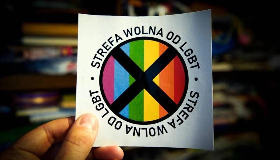 Tre rajone polake heqin rezolutat anti-LGBT