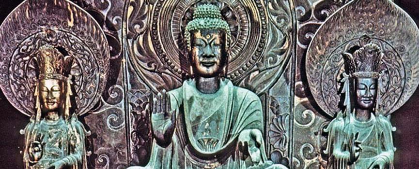 El periodo Asuka (552-710), la llegada del Budismo a Japón