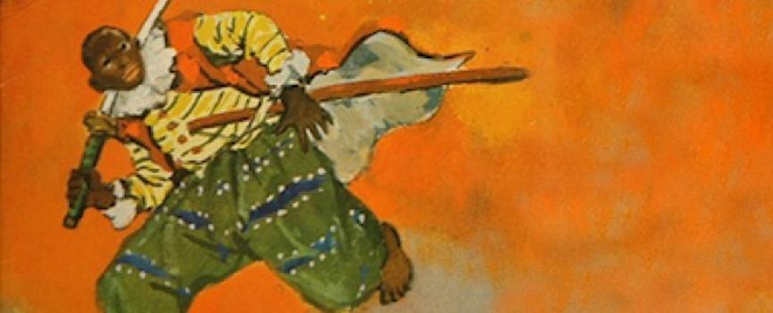 Yasuke, el samurai negre que va arribar d'Àfrica