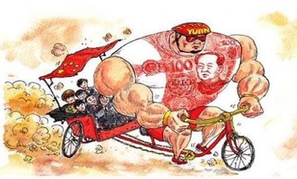 ¿Te montas en el renminbi o el renminbi te monta a ti?
