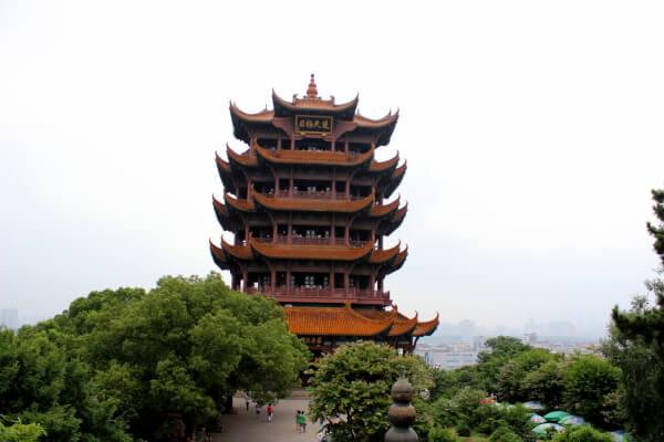 Capítulo 4: Bienvenido a Wuhan