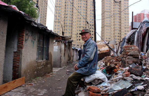 Decadencia y esperanza en los cascos históricos de China