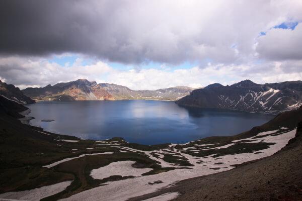 volcan-changbai
