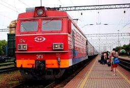 14.000 kilómetros de viaje ferroviario en imágenes