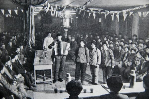 Los años de oro del acordeón en tierras chinas