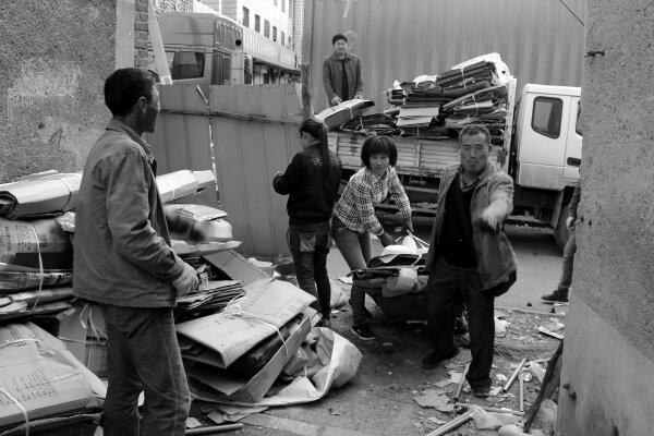 Cuando el abismo entre ricos y pobres era un problema chino