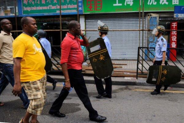 Adiós al sueño chino de los comerciantes africanos