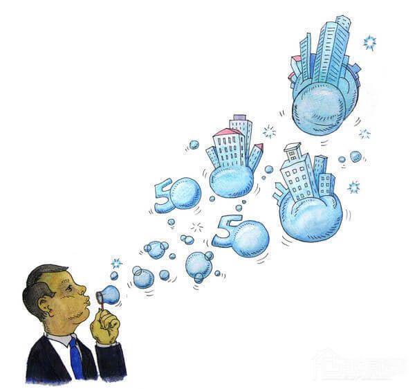 10 razones para cuestionar el inminente estallido de la burbuja inmobiliaria china