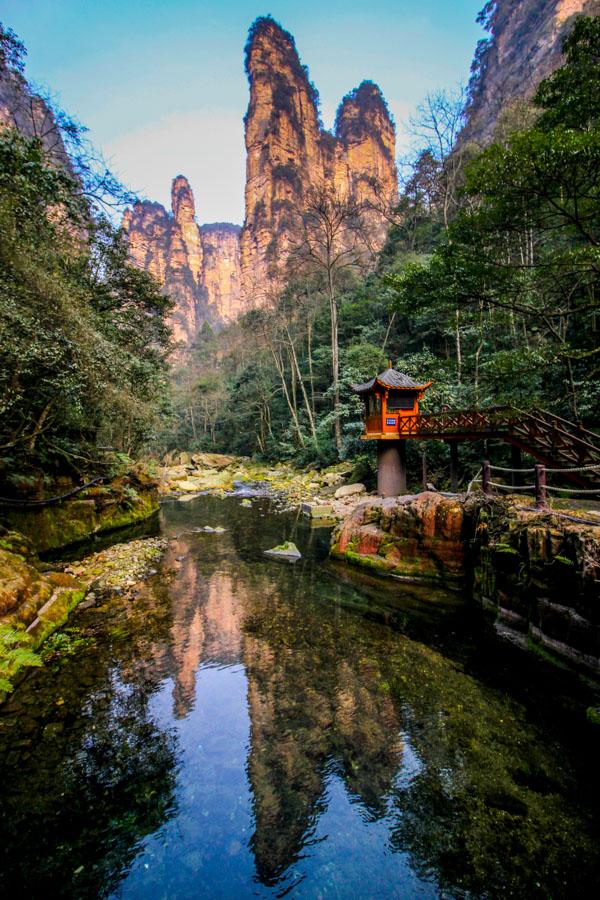 El Parque forestal de Zhangjiajie: mucho más que un paisaje inspirador