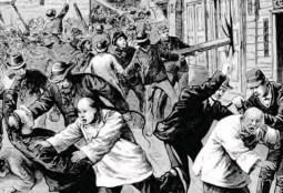Que los chinos perdonen lo que se les hizo en América