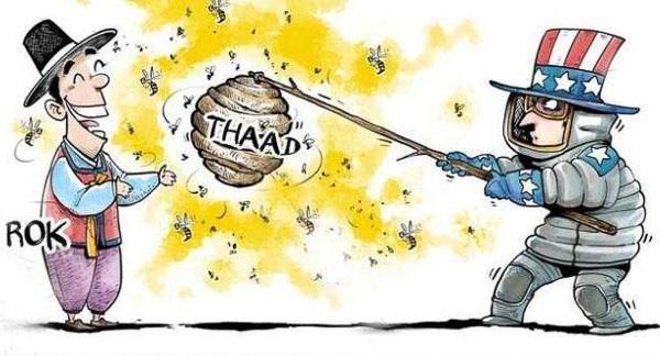 El culebrón del sistema antimisiles THAAD desde la perspectiva china