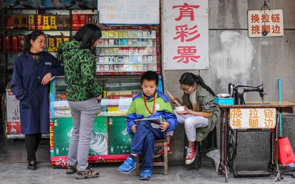 Sobre las prioridades de la vida en China y por qué mi suegra tenía razón