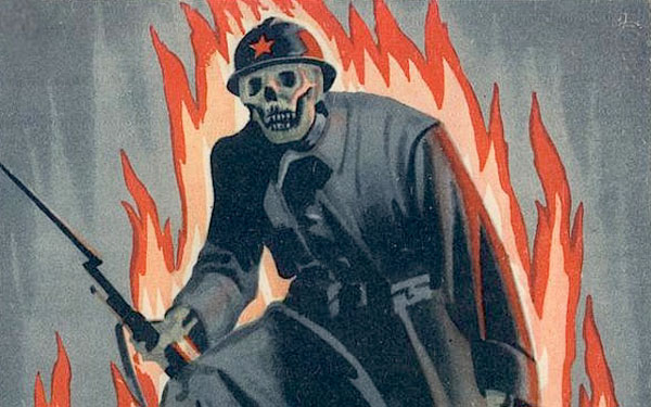 XIX Coronación de Nuestro Señor Satán Hitler, en directo desde Pekín