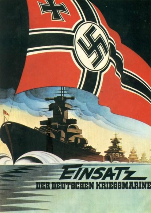 Cartel Nazi Kriegsmarine