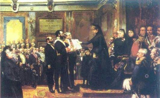 Resultado de imagen de la restauracion española