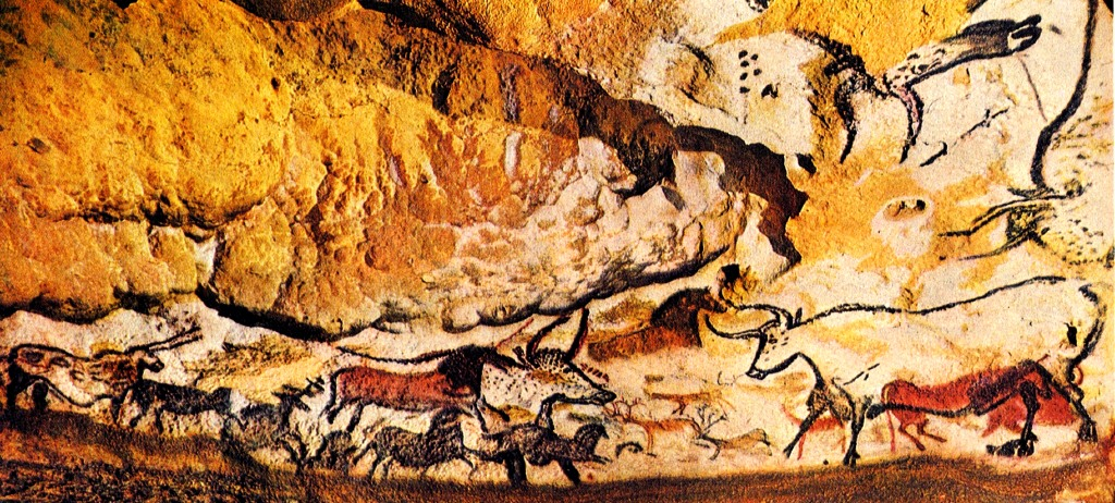 What If Cave Drawings Are Done By Cave Children And We Are