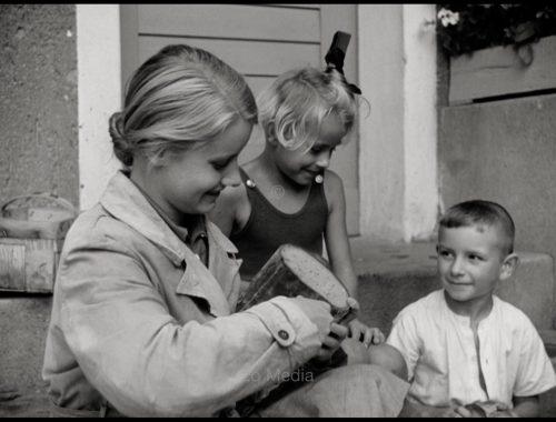 Arbeitersiedlung Essen 1937