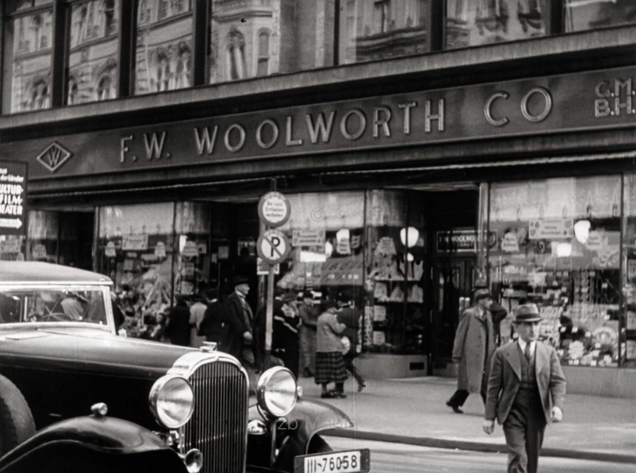Woolworth Berlin 1937