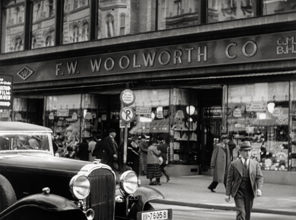 Woolworth Berlin 1937