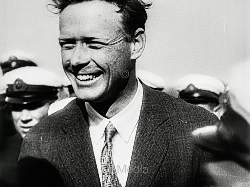 Charles Lindbergh 1933