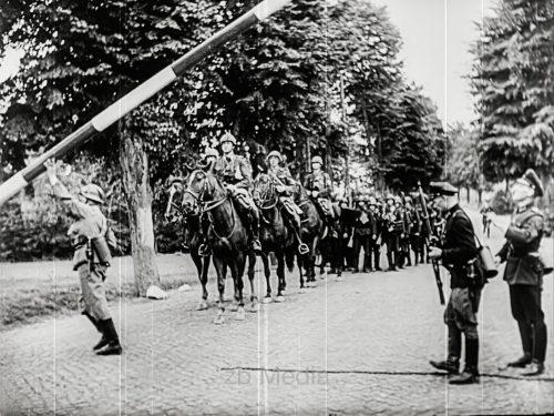 Polnischer Schlagbaum, Kriegsbeginn 1939