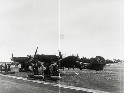 Kriegsbeginn 1939 - StuKa