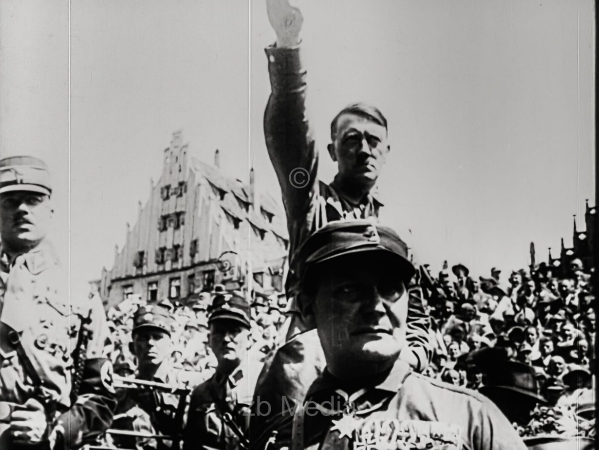 NSDAP Parteitag Nürnberg 1929, Hitler