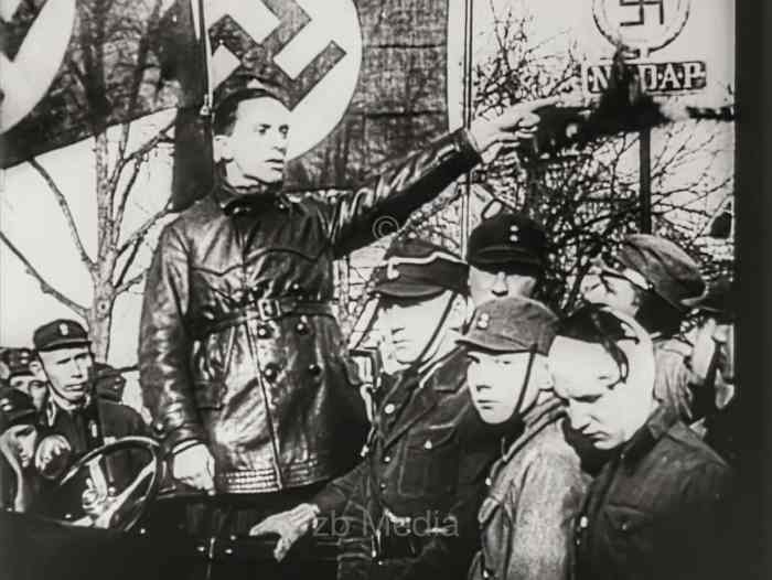 NSDAP Berlin 1930, Goebbels