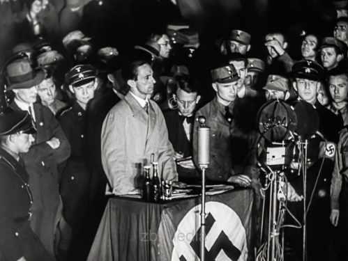 Bücherverbrennung Uni Berlin 1933