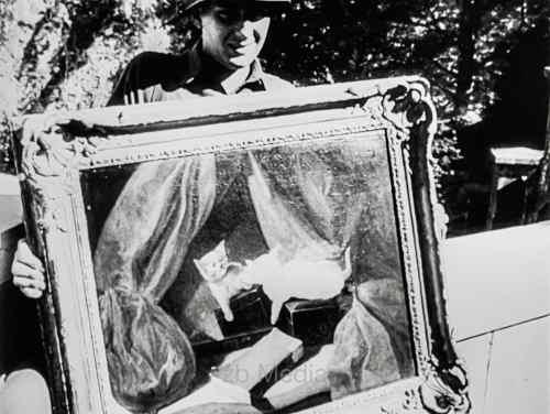 Raubkunst in Neuschwanstein 1945