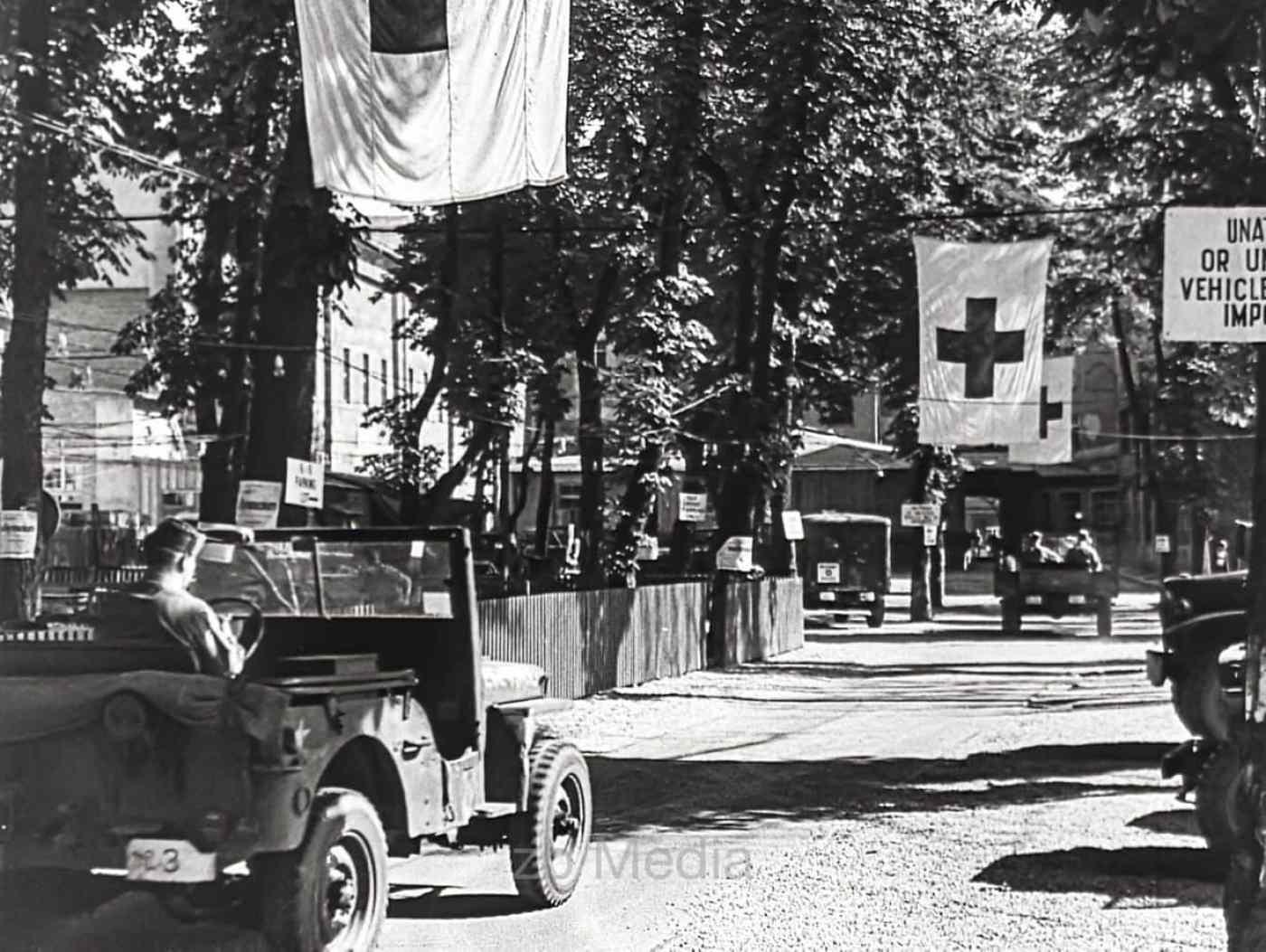 Bürgerbräukeller München Sommer 1946