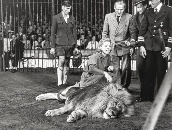 Zirkus Althoff München Sommer 1946