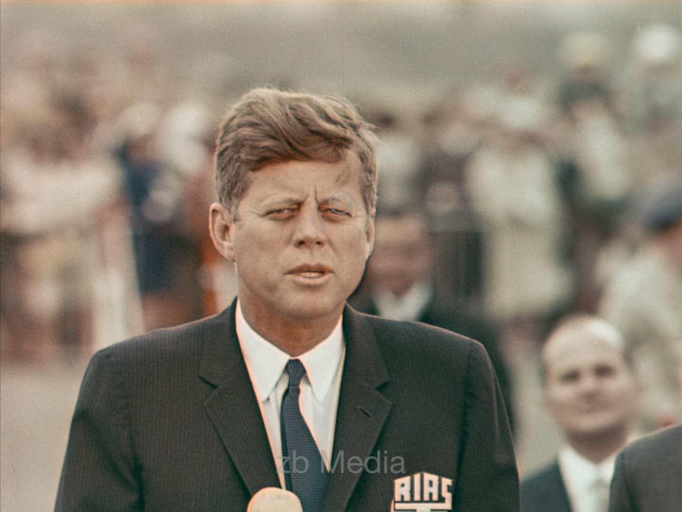 President John F. Kennedy Visit to Germany 1963