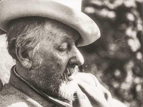 Space pioneer Tsiolkovsky