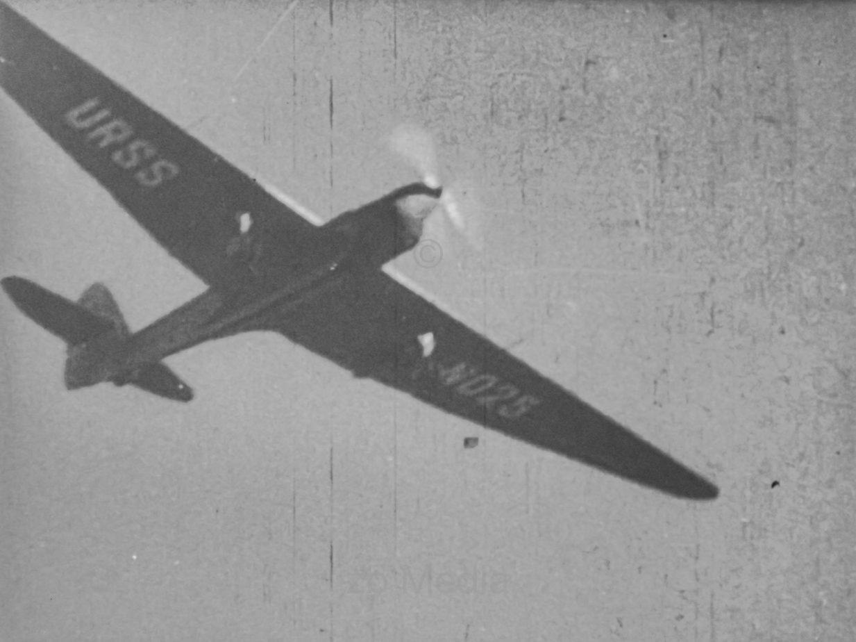 Rekordflugzeug ANT25