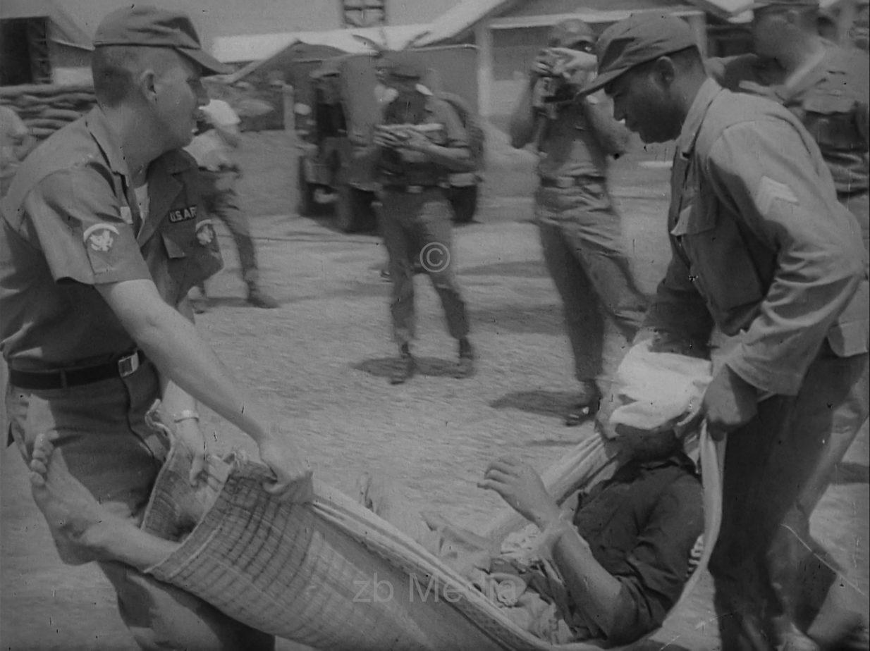 Vietnam Krieg 1964. Kriegsopfer