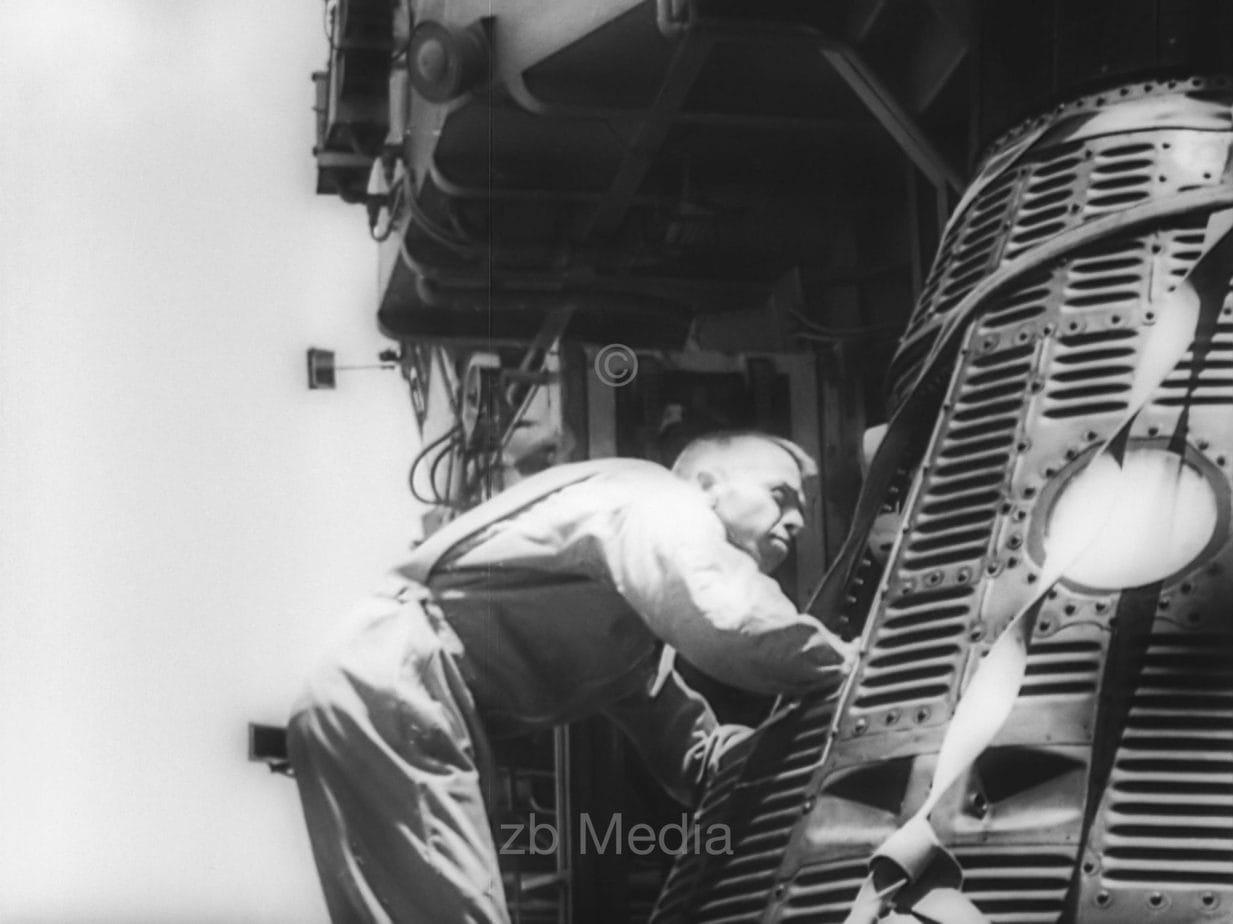 Mercury Raumflug USA 1961