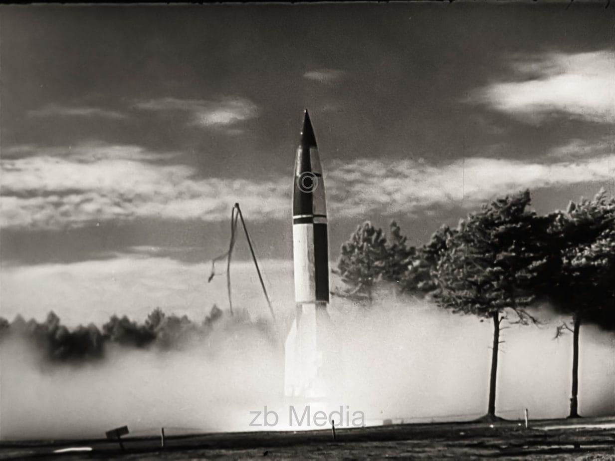 V2 Start 1945