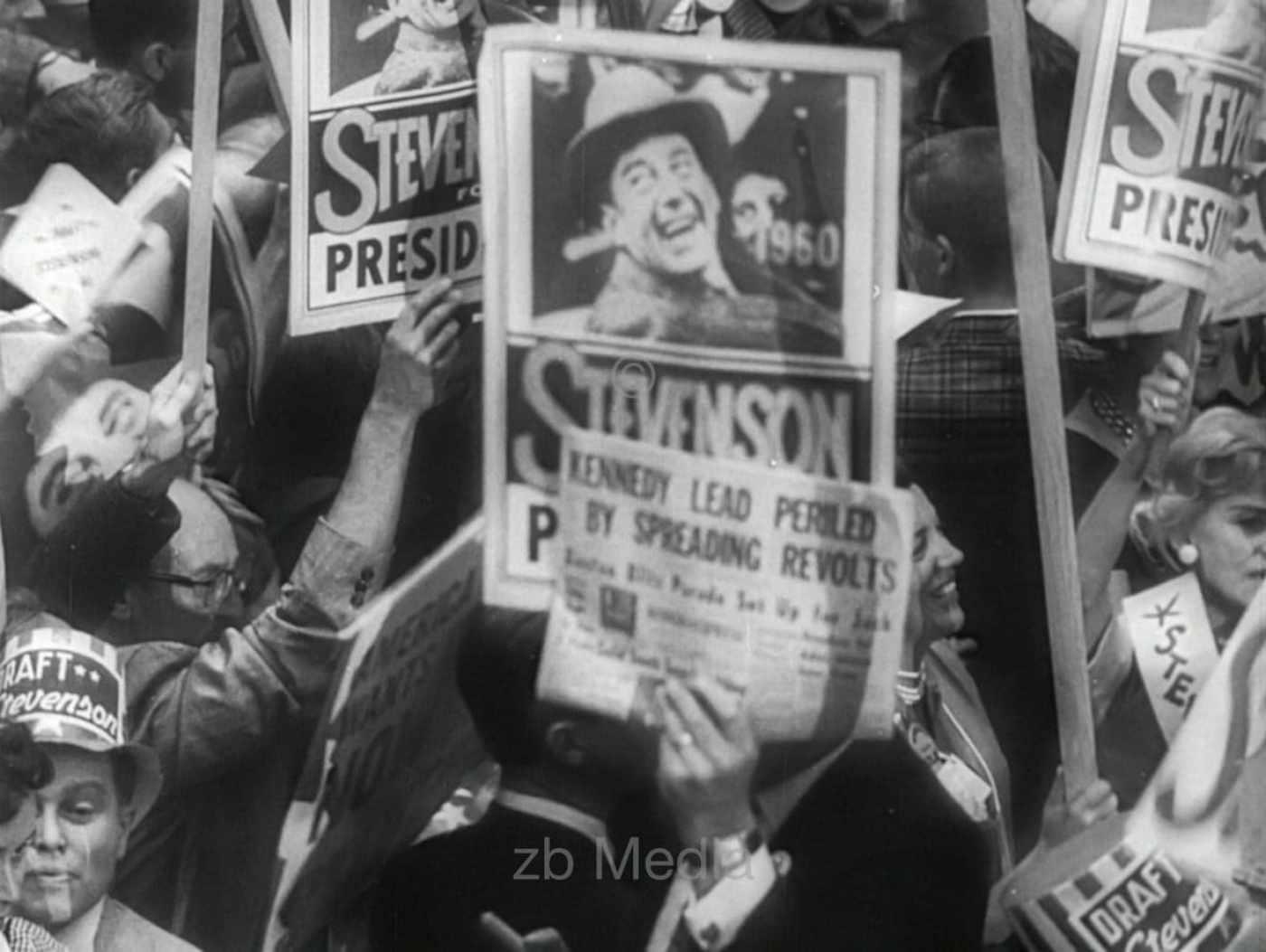 Parteitag der Demokraten 1960
