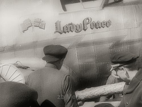 Transatlantikflug 1936, Dick Merril and Harry Richman