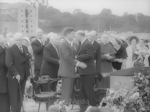 John F. Kennedy in Irland 1963