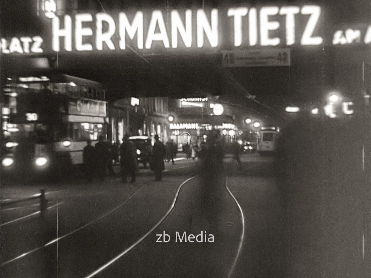 Nachtleben in Berlin 1930